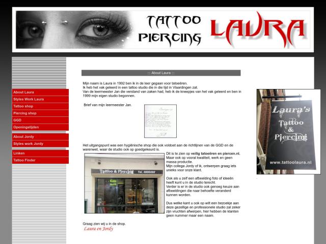 Laura Tattoo En Piercing Vlaardingen